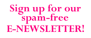 Sign up for our newsletter for online boutique news!